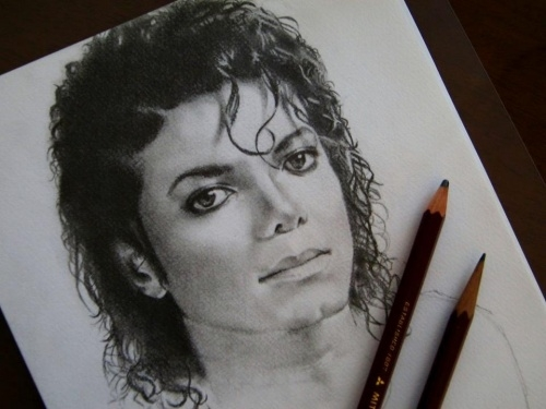Michael Jackson by justicedecor